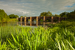 Sturminster Marshall bridge (asp100-0150)