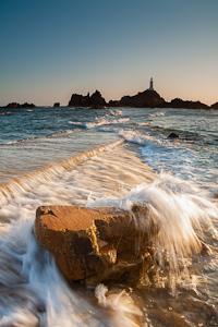 Rushing Tide, La Corbiere (asp100-3862)