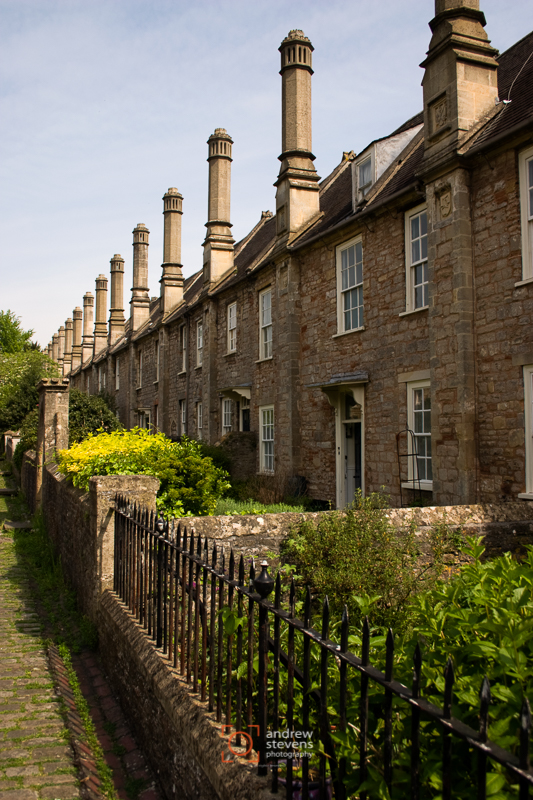Vicar's Close, Wells (asp06-4095)