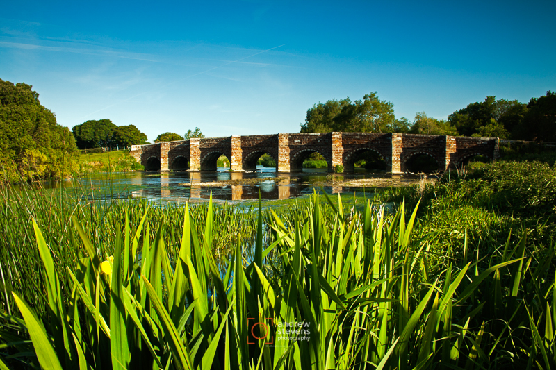 Sturminster Marshall bridge (asp100-0258)