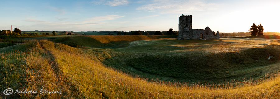 Knowlton Church panoramic (asp100-0356-66)