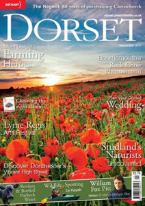 Dorset magazine - Sept 11 edition